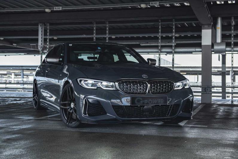 最强性能宝马3系亮相!金属灰外观+碳纤维套件,加速不输奥迪RS4