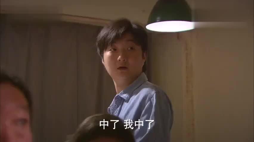 陈启明买彩票中大奖,走向人生巅峰!