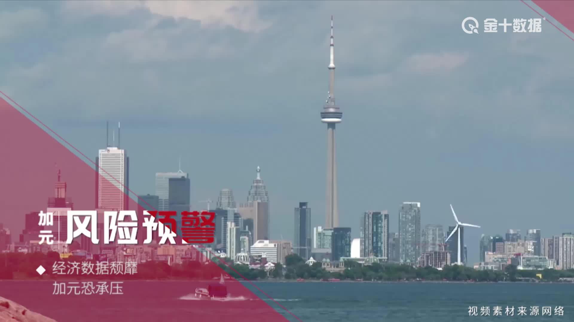 加拿大失业率直线飙升?超四百万人申请救助,加元恐难逃大跌命运