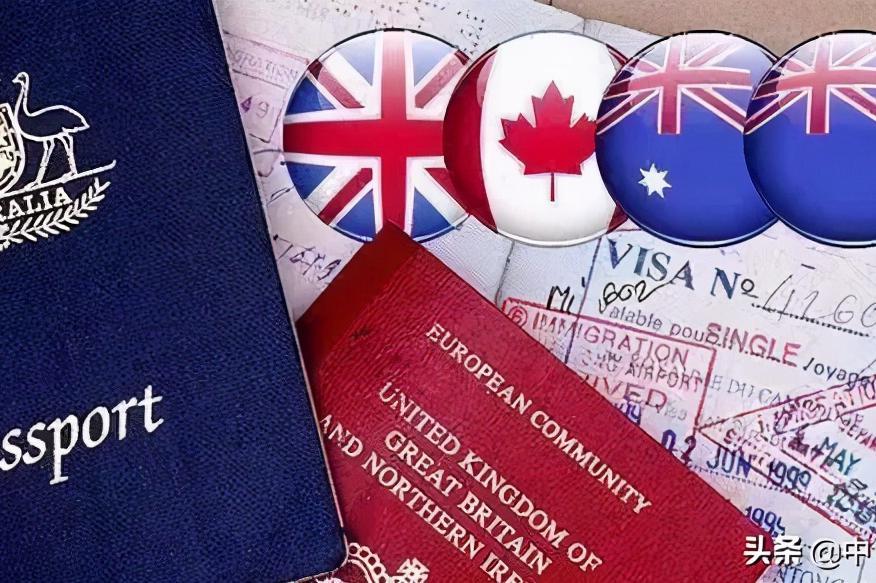 加籍护照=四国公民?加新英澳四国互通