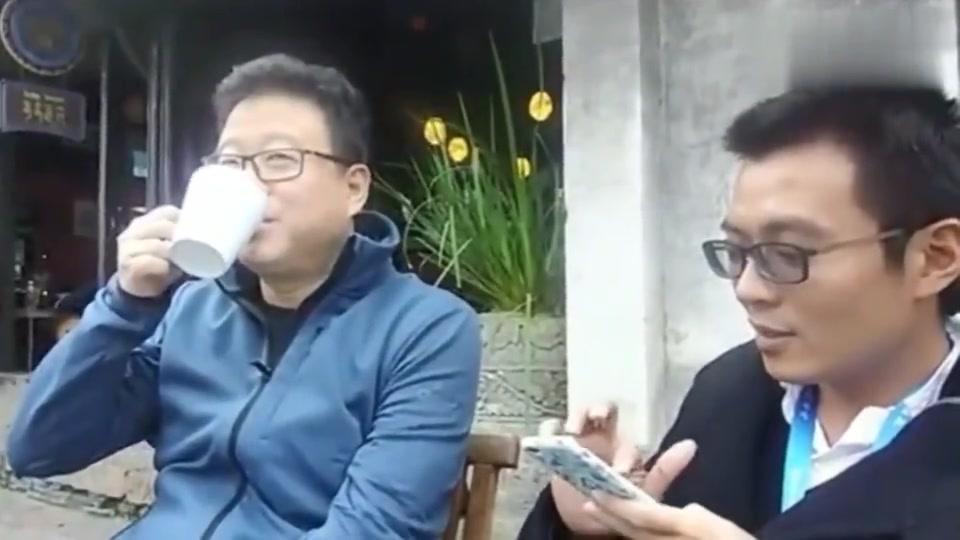 丁磊:就这么说吧,用了苹果手机的人,就不会再买安卓手机