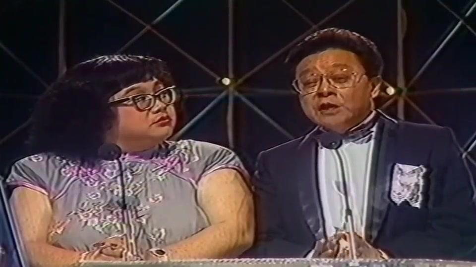 第十届金唱片颁奖典礼,邝美云演唱《留下陪我》彪叔又爆金句!