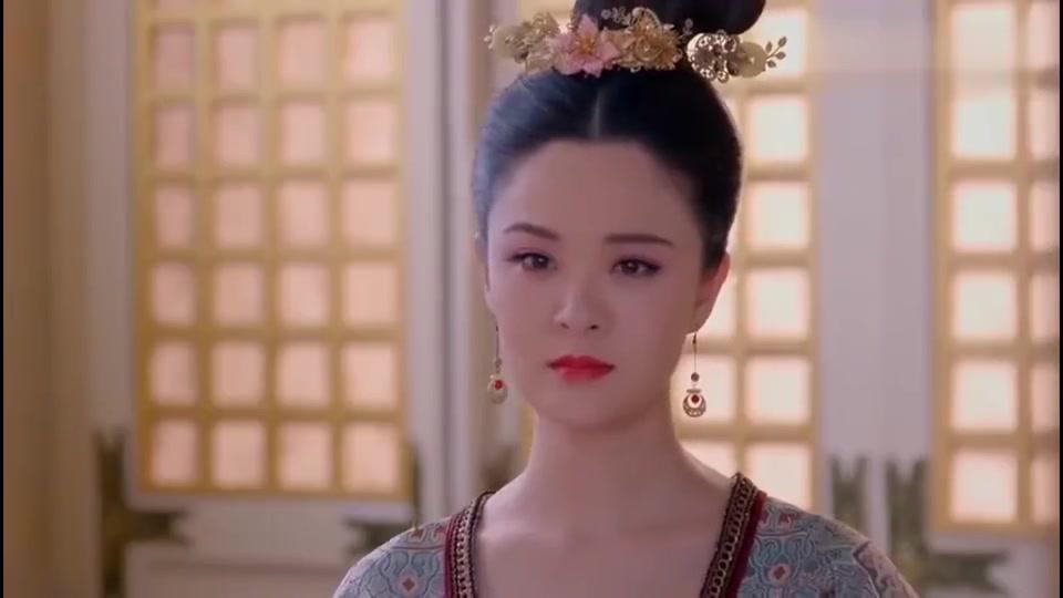 武媚娘传奇:高昌乐姬来大唐比拼技艺,直接被婢女给碾压了