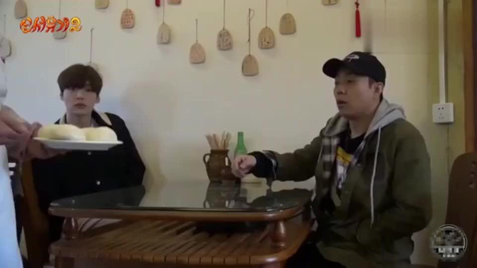 韩国人在中国吃早餐第一次喝豆浆,没想到竟这么好喝!