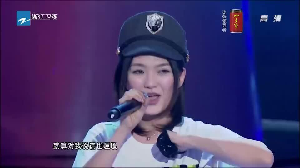 好声音:美女选手歌声给力,更让杨坤激动到发懵,终于扬眉吐气了
