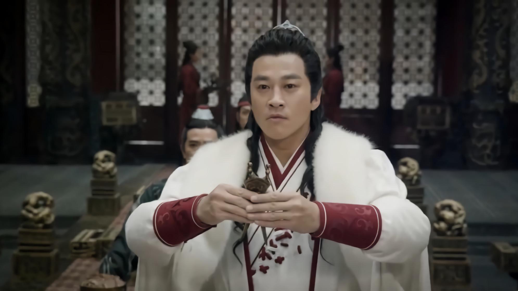 《剑王朝》:蘅王设计除掉好兄弟梁惊梦,难道只是嫉妒