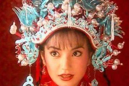 《还珠格格》最美五位女子,金锁垫底,紫薇排第三,而她无可超越