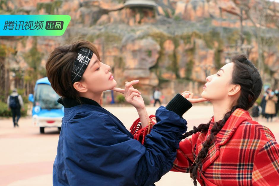 腾讯视频《让生活好看2》开启吃瓜模式,张柏芝首曝再婚态度