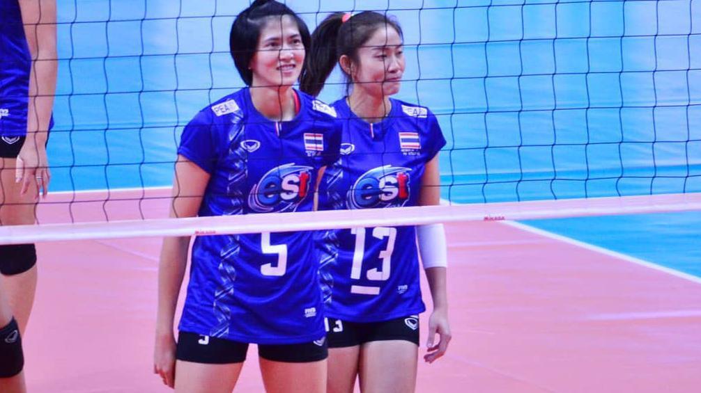 泰国女排!快乐排球的践行者!