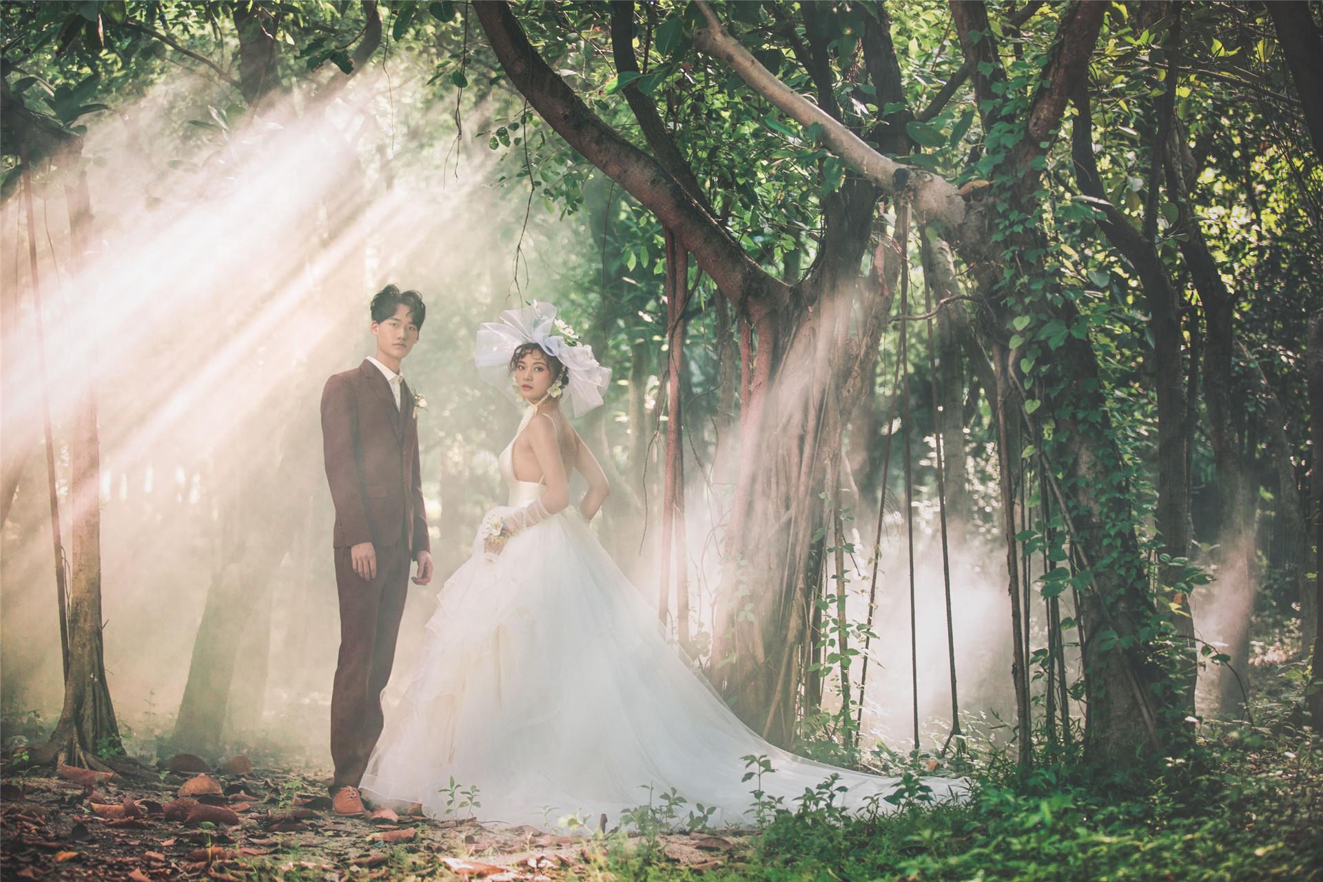 厦门绝美婚纱照十大旅拍品牌口碑排名,哪家婚纱摄影拍得最好呢?