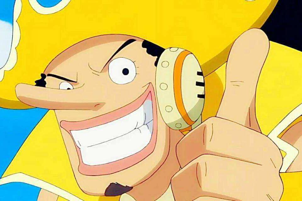海贼王:尾田的亲儿子,不是路飞,而是拥有很强幸运色的他