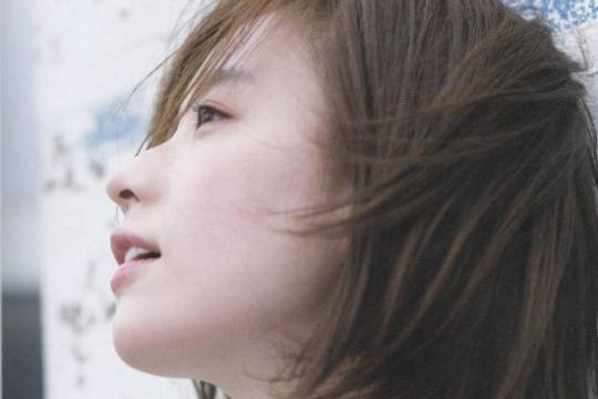韩国女艺人韩孝周SNS发近照