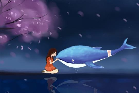 双鱼座:藏不住爱你的喜悦,藏不住分离的彷徨