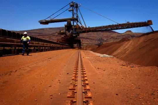 澳大利亚其心可诛!铁矿石价格暴涨,中国生产旺季恐多付300亿