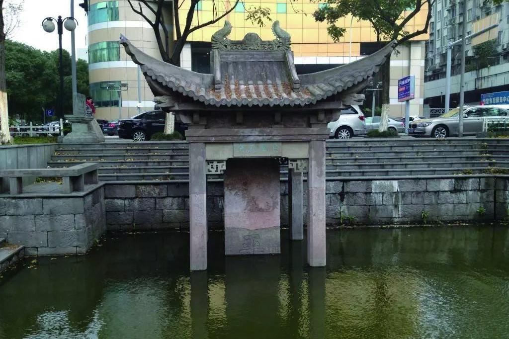 我国古代的水文站