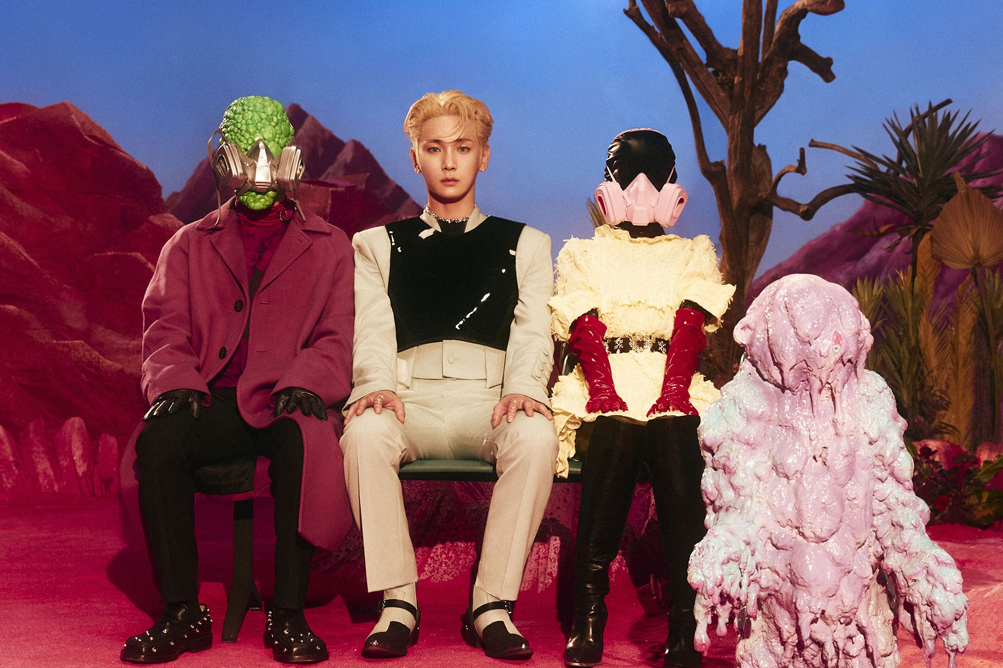 SHINee成员KEY首张迷你专辑《BAD LOVE》展现的丰富风格的音乐