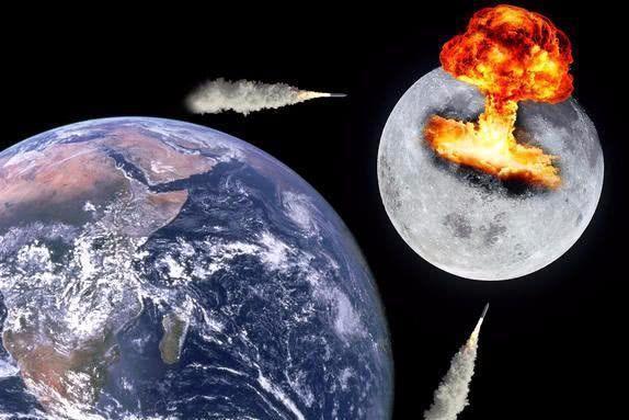为什么俄罗斯科学家说把月球炸了,地球才安全?原来背后藏着隐情