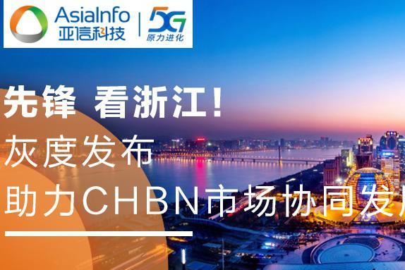 业内首次!亚信科技助浙江移动核心系统灰度发布,夯实云原生能力