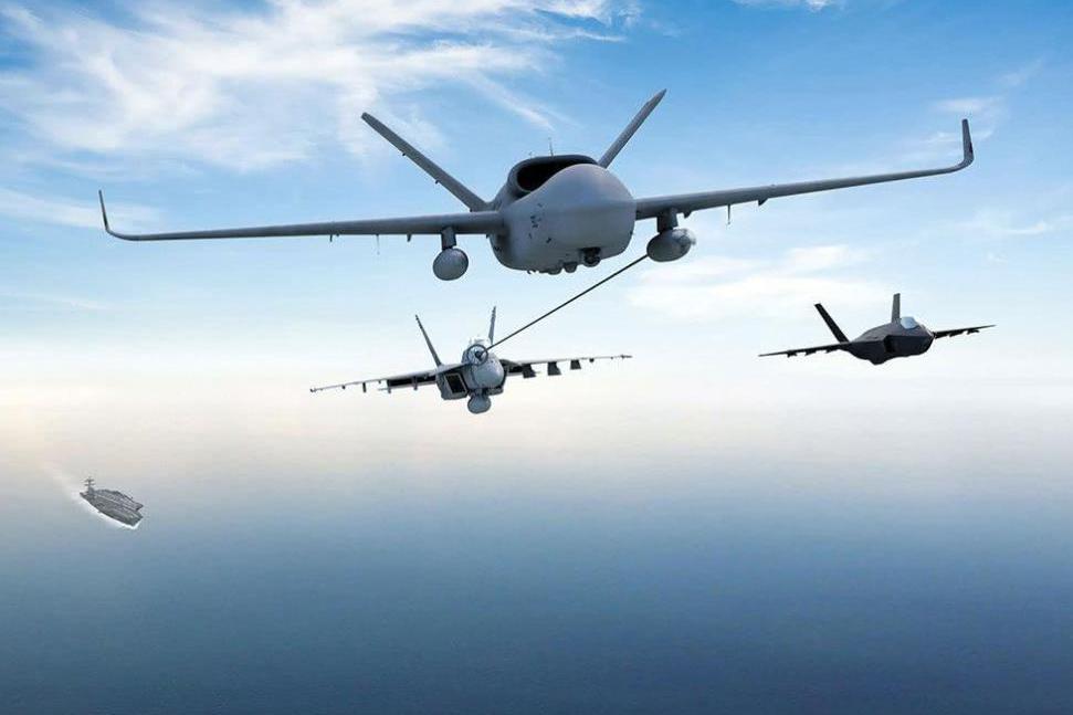 食之无味弃之可惜?美军无人加油机将再次试飞,隐藏关键目的