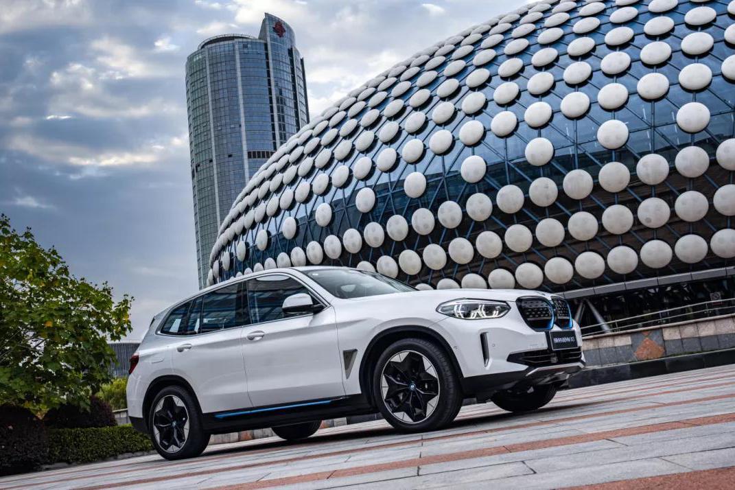 """不做汽车做""""手机"""",BMW iX3有望成为又一个移动智能终端"""