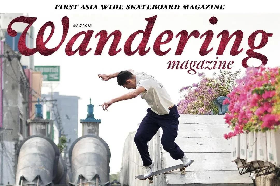 一人一生活·赖科:从滑板少年到创立自有品牌和杂志,挑战自我