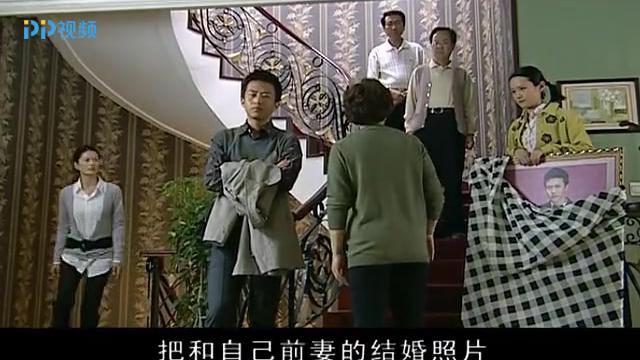 总裁和雨馨离婚,却对雨馨念念不忘,一幅画引的老妈高血压都犯了