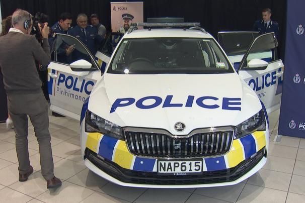 今年6月起将巡逻,新西兰警方采购斯柯达车型