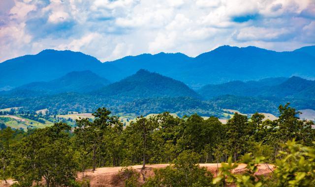 泰国这座小清新的城市,却是徒步者的天堂,当地最高点游客都爱来