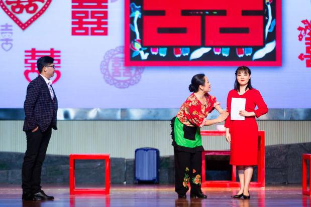 阳新采茶戏首次网络+电视直播让戏迷过把瘾