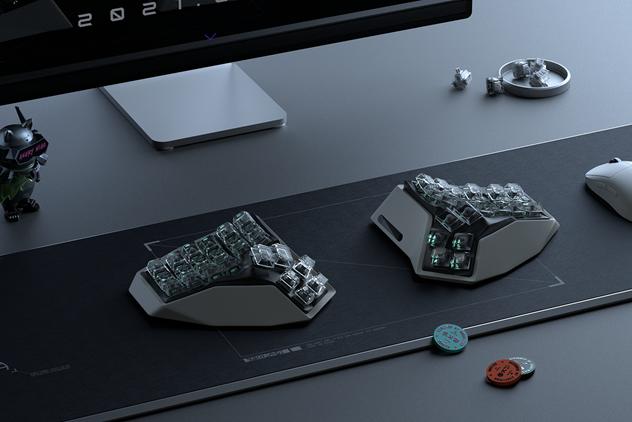 怒喵科技发布AM HATSU键盘,售价万元,李楠却说定价低了