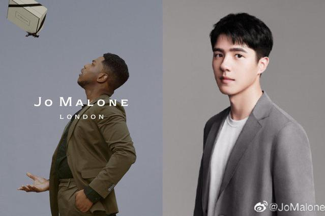 祖马龙Jo Malone种族歧视?非裔代言人广告片换角刘昊然