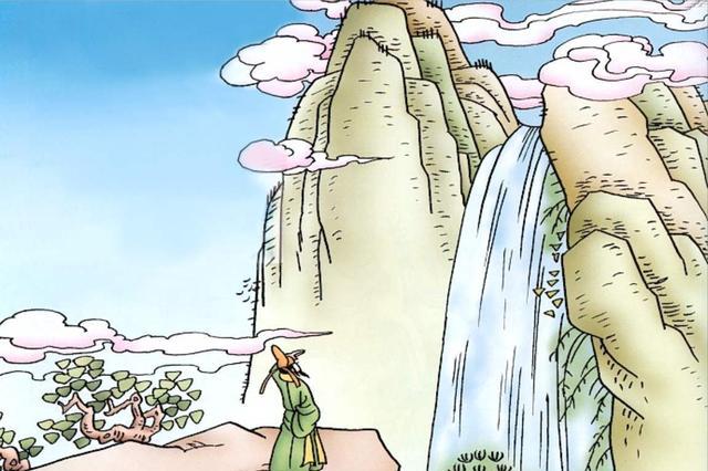 有家长建议课本删除《望庐山瀑布》,只因其中这2个字,有理吗?