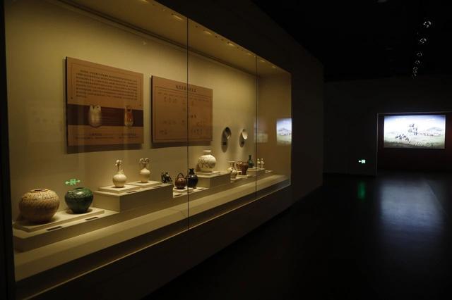 萧太后河展览馆建成开放  1廊4区22景串联历史记忆