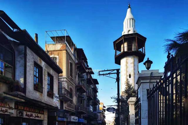 它被誉为世界清真寺样本,象征着叙利亚的精美奢华,战后依然屹立