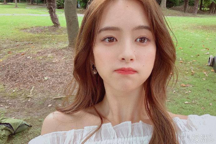 可爱美女SNH48-张茜迷人写真美照真好看啊