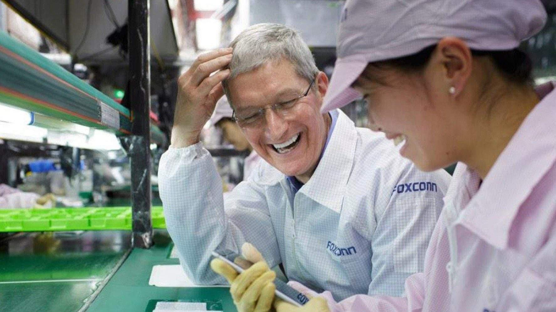 三星Note或取消,富士康iPad产能转移越南