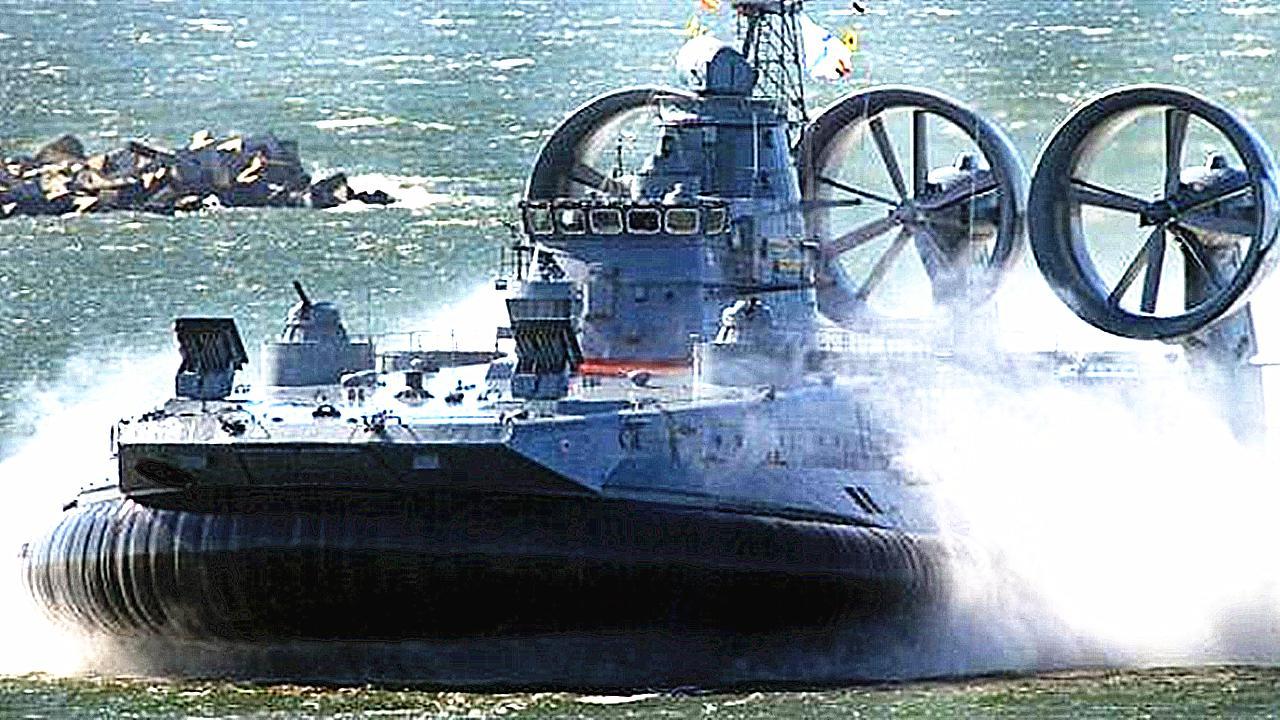 中国花重金购买气垫登陆舰,为何没进行大规模制造?原因有几点