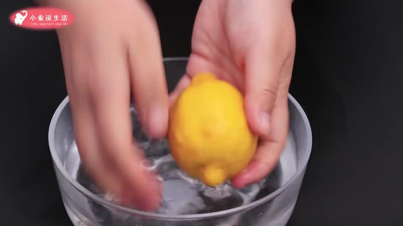 泡柠檬水时,多数人忽略这一步,导致柠檬水又酸又没营养