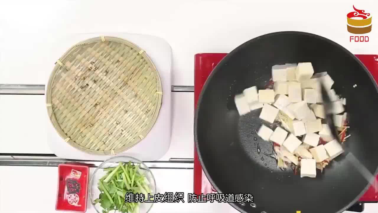 """皱纹很难除?豆腐加一物,等于吃了""""黄体酮"""",子宫变暖宫"""