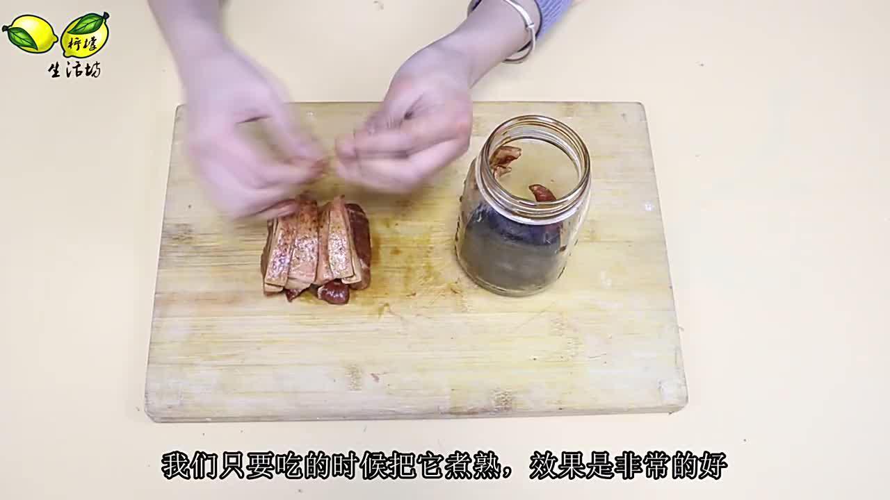 想吃腊肉不用买,教你独特腌制秘诀,不用烟熏火烤,一次就能成功