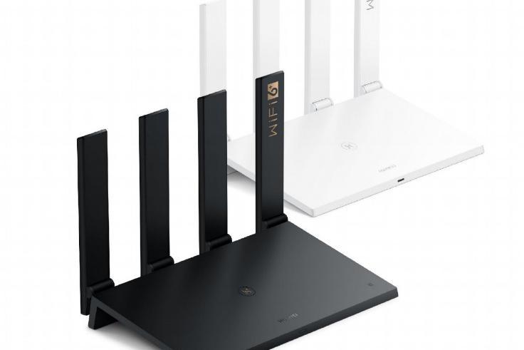 华为线上发布首款WiFi 6+路由器  可以多穿一堵墙