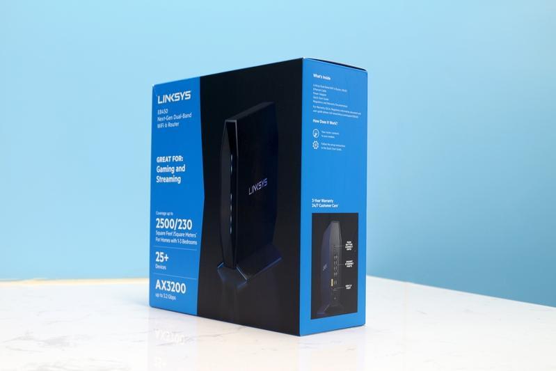 领势Wifi6 AX3200双频无线路由器——穿墙上速杠杠的
