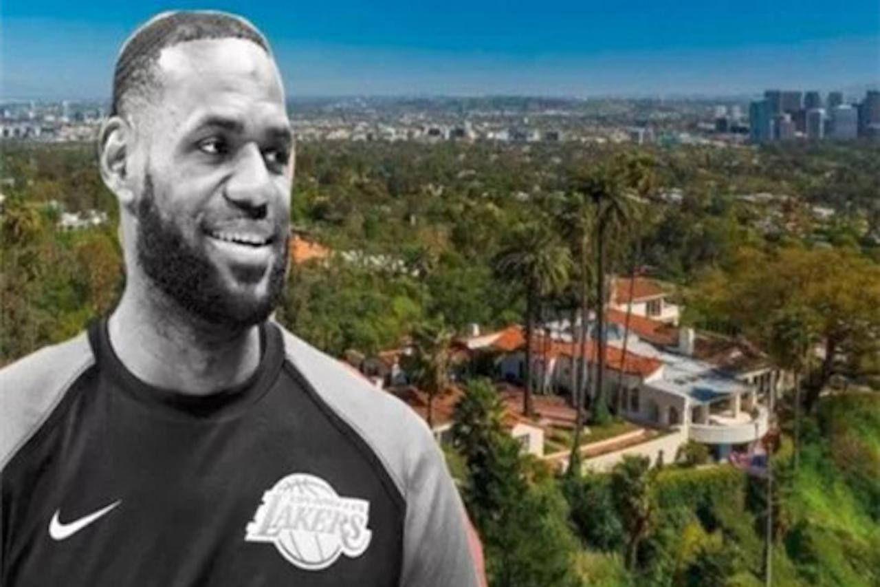 商业头脑!NBA球星买房也是行家,詹姆斯被调侃成洛城房哥