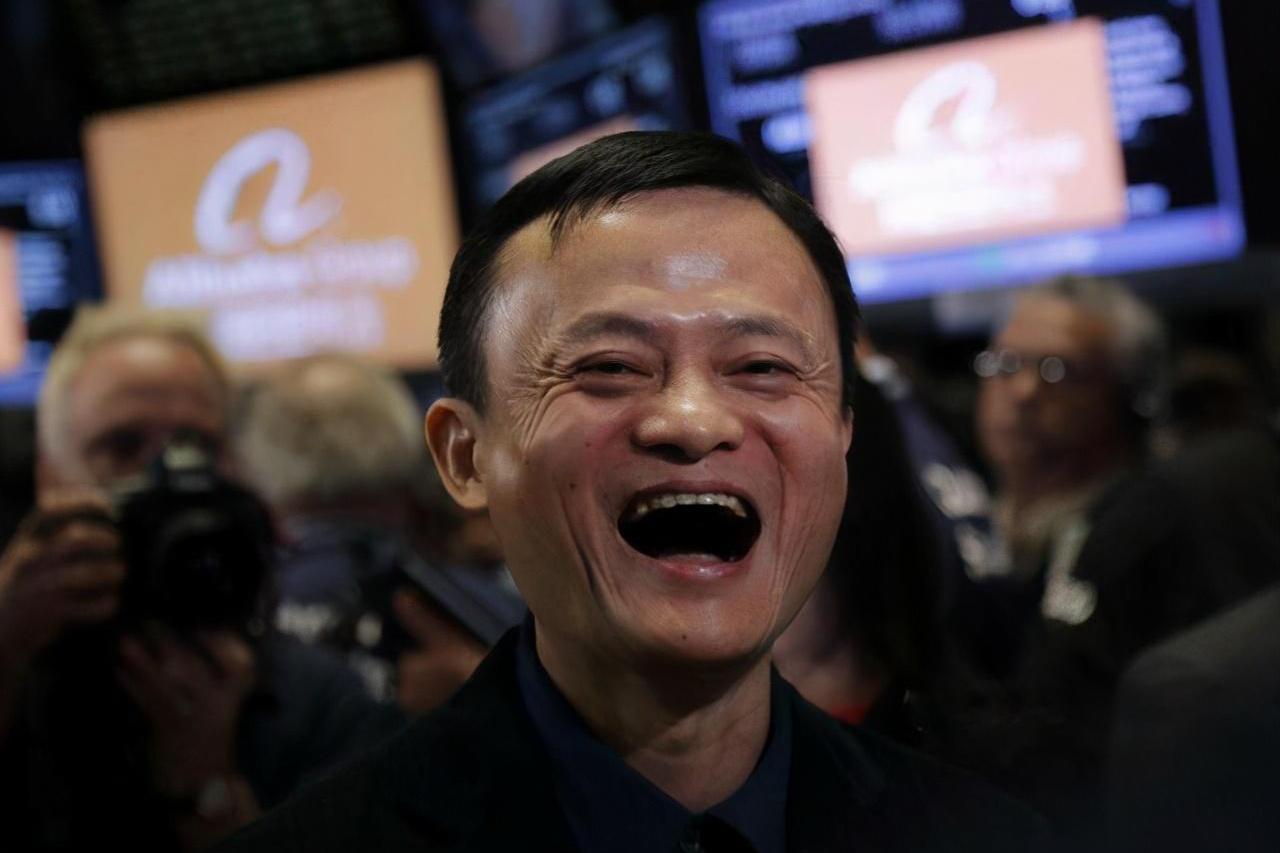"""蚂蚁集团市值突破2万亿,马云""""笑了"""",孙正义""""我才是赢家""""!"""