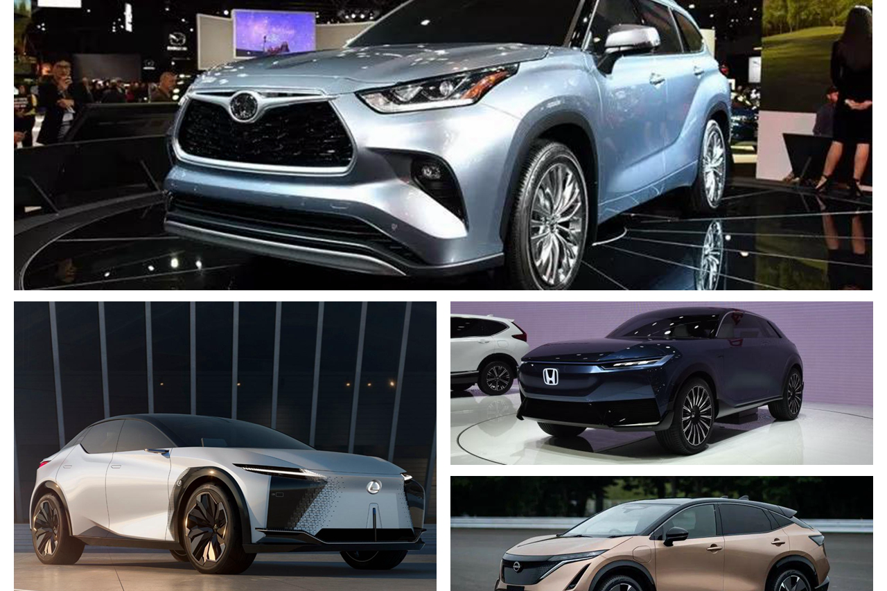 日系:有这些新车,还怕上海车展抢不过德系的风头?