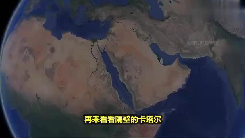 """沙特和卡塔尔有何矛盾?曾扬言把后者""""挖成""""岛国,如今怎么样了"""