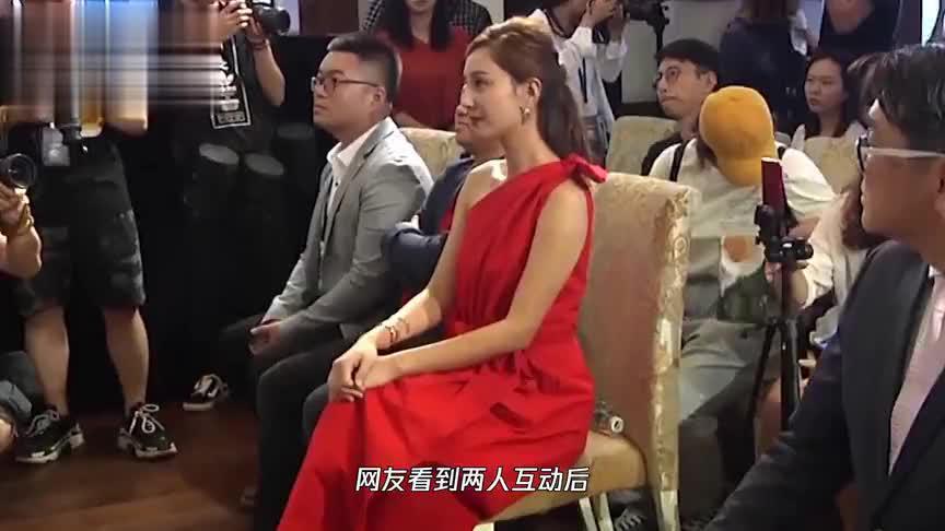 郑希怡在线催谢霆锋开演唱会,当事人这样回应