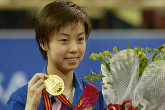 张怡宁成乒坛唯一双圈大满贯!邓亚萍耗时超五年,王楠最年轻