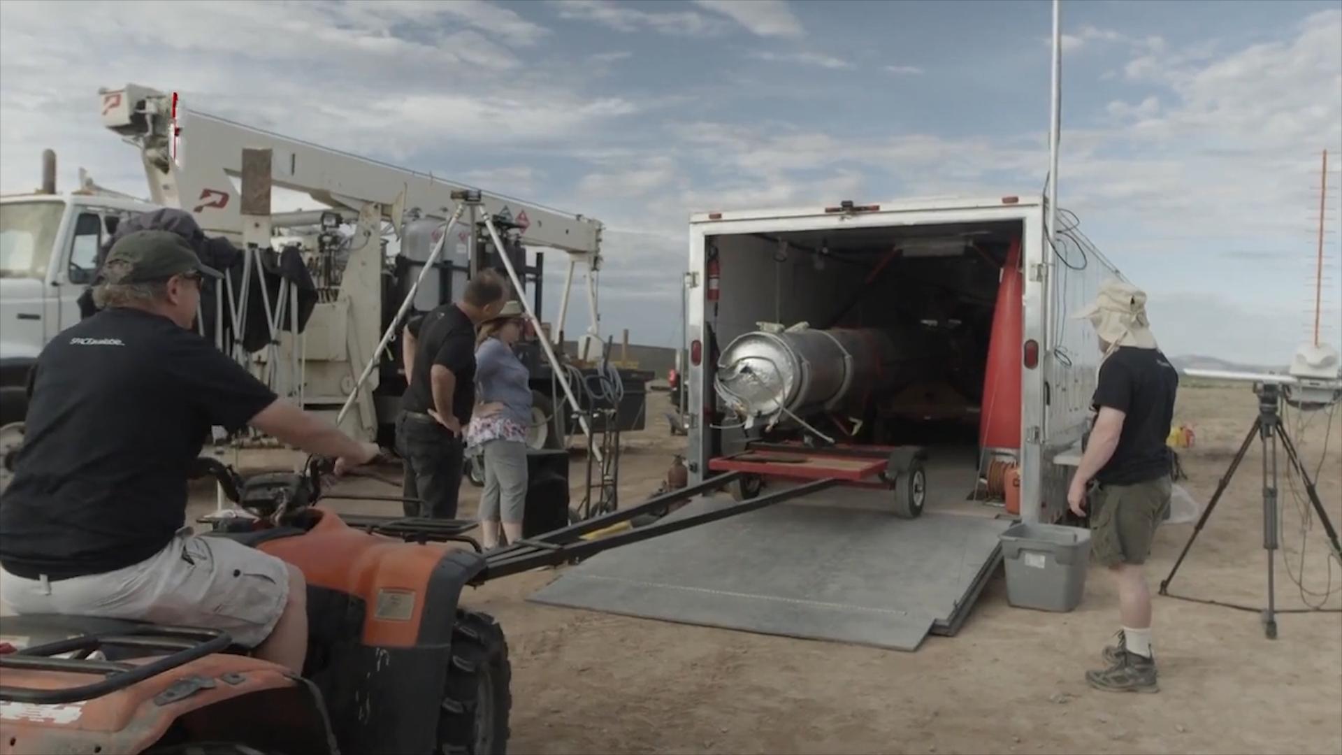美空军想出新花招,欲用探空火箭进行高超音速试验!
