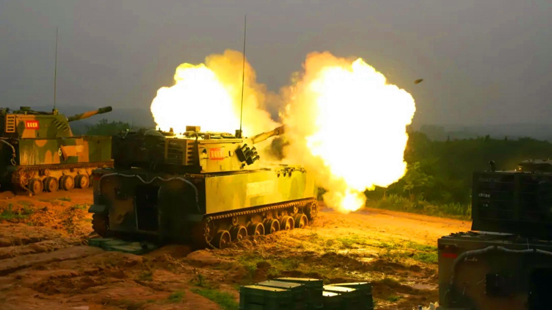 镇守东南沿海的73集团军某炮兵分队,整体打击能力到底有多恐怖?